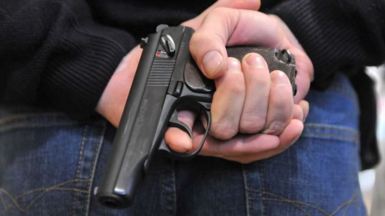 Страшная стрельба в школе: есть пострадавшие