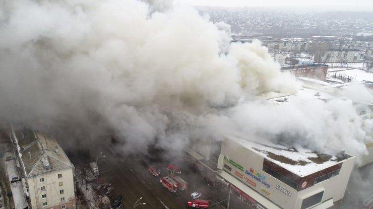 «Из-за преступной халатности»: Президент назвал причины, приведшие к пожару в Кемерово