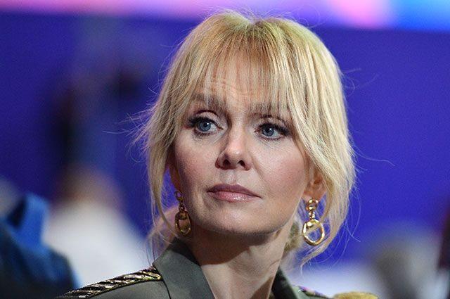 «У меня у самой проблем»: Валерия дала откровенное интервью журналистам