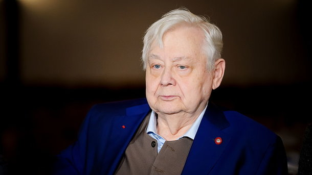 «Из-за Машкова»: Театр Табакова переименуют