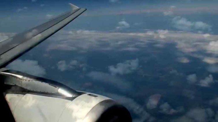 Крушение самолета: есть погибшие