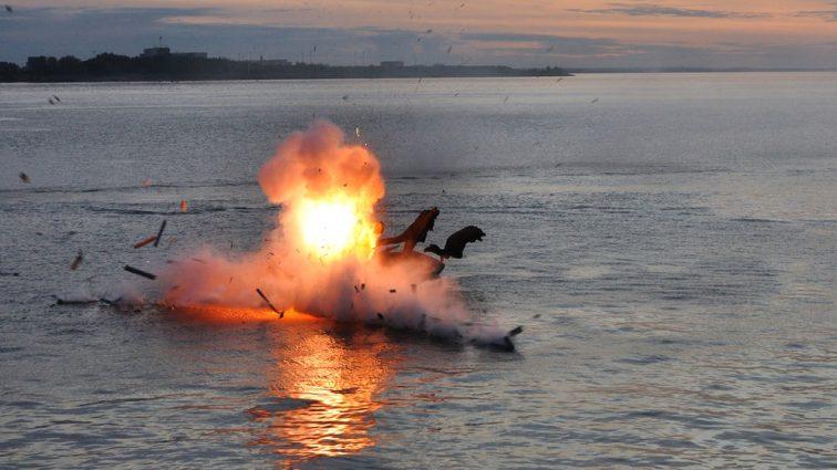 Прогремел взрыв корабля: есть погибшие и тяжело пострадавшие