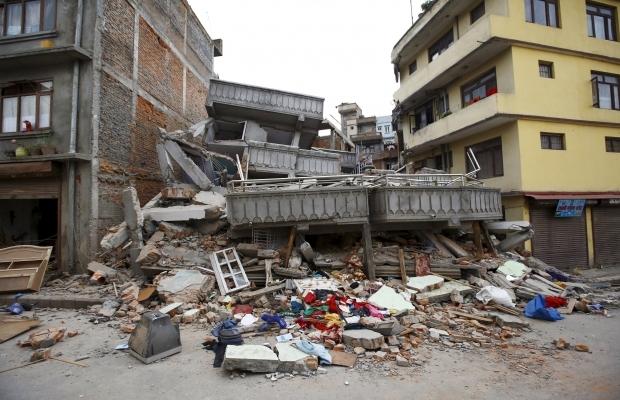 Опять разрушительное землетрясение: есть жертвы и пострадавшие