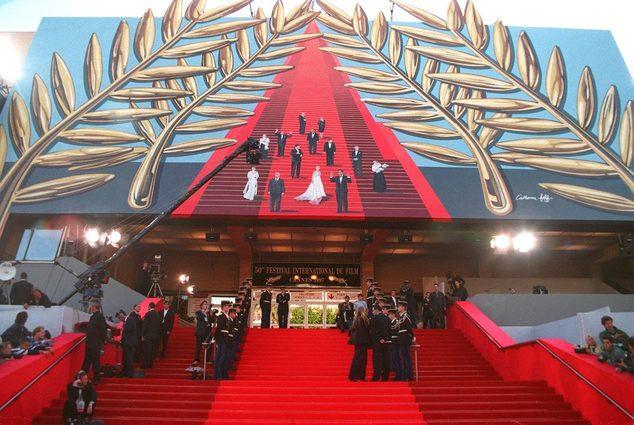 Оглашение победителей Каннского кинофестиваля. В чем были одеты известный актрисы