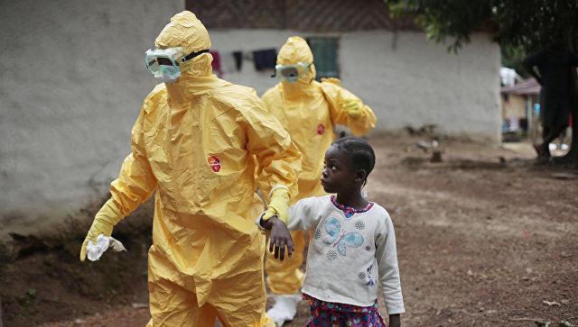 Лихорадка Эболы набирает оборотов, число погибших растет