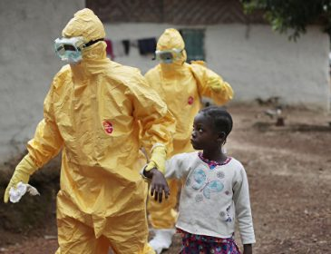 Смертельная эбола возвращается. Число жертв возрастает