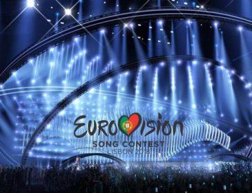 «Он выбежал на сцену и…»: С британской певицей на «Евровидение-2018» случился неприятный казус