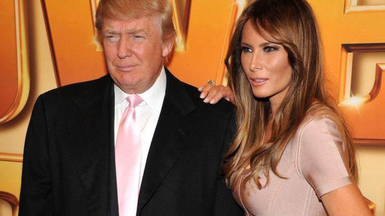 «На свадьбу приглашены не были, но…»: что Дональд и Меланья Трамп подарили на свадьбу королевской паре?