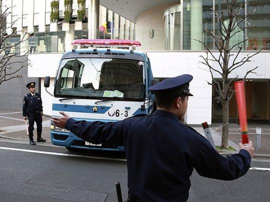 Школьный автобус столкнулся с фургоном: Есть пострадавшие