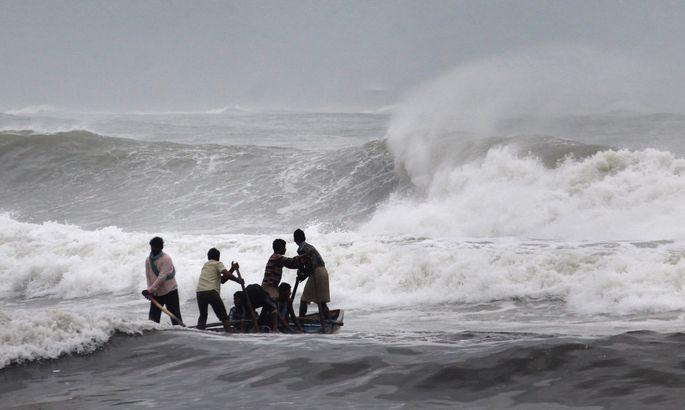 Смертельный циклон обрушился на страну. Число погибших перевалило за десяток
