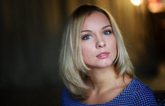 Актриса Полина Сыркина впервые стала мамой
