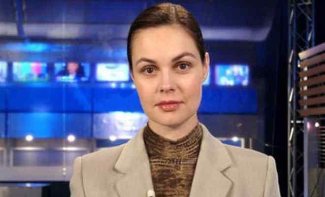 На следующий день после инаугурации Путина: Екатерину Андрееву вернули на «Первый канал»