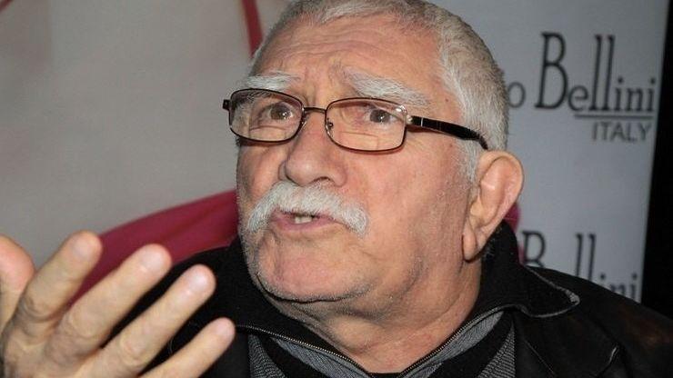 Армен Джигарханян после госпитализации вернулся к работе