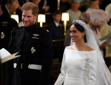 Свадьба принца Гарри : гостей шокировал приглашенный со стороны невесты Меган Маркл