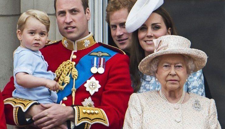 «Потрясло количество прислуги»: Королева съездила в гости к Кейт Миддлтон и сильно удивилась