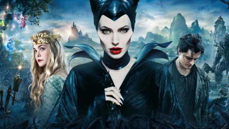 Съемки второй части «Малефисенты»: Только взгляните на любимицу миллионов — Джоли