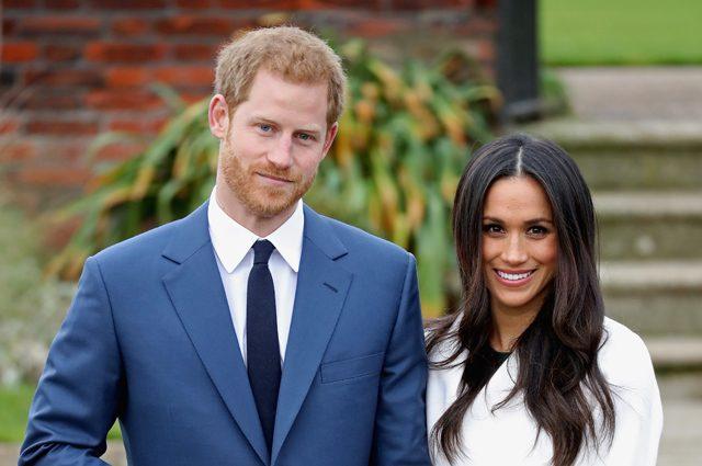Меган Маркл и принц Гарри получили разрешение на брак от королевы
