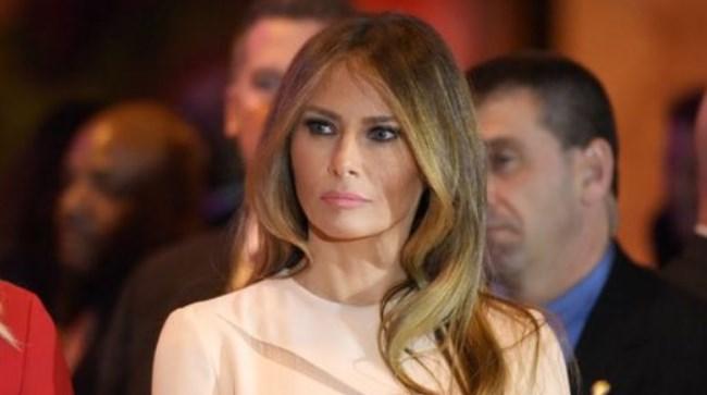 Стало известно о самочувствии Мелании Трамп после операции
