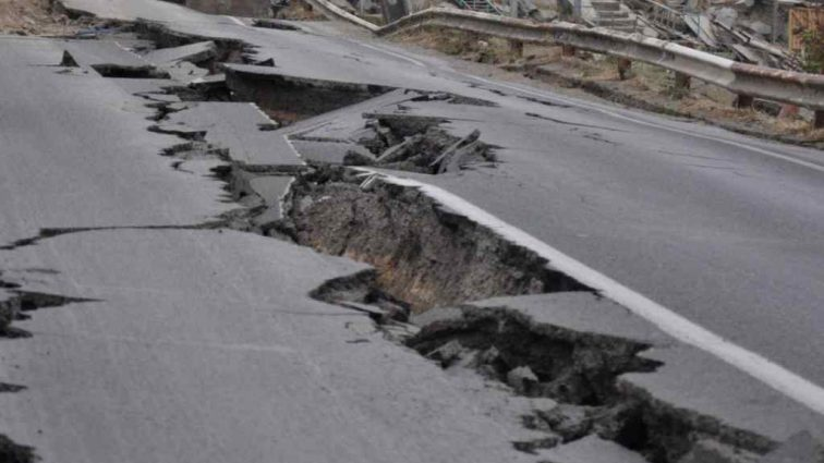 Сильное землетрясение в Монголии, узнайте детали