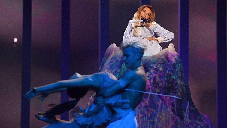 Самойлова назвала виновников своего провала на Евровидение