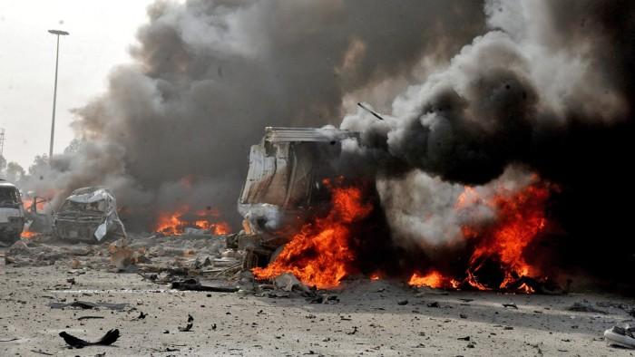 Крупный теракт в Афганистане: Количество жертв перевалило за полсотни