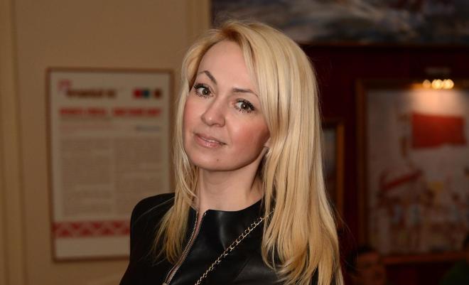 Яна Рудковская оконфузилась на светском мероприятии