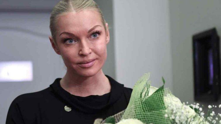 Анастасия Волочкова грязно выругалась в адрес экс-любовника