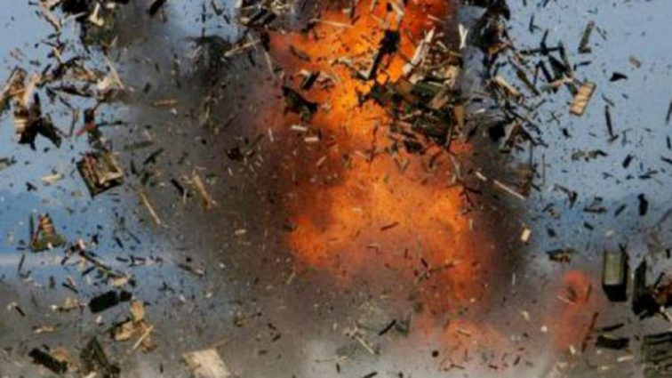 Во время праздника раздался взрыв в центре города, есть пострадавшие