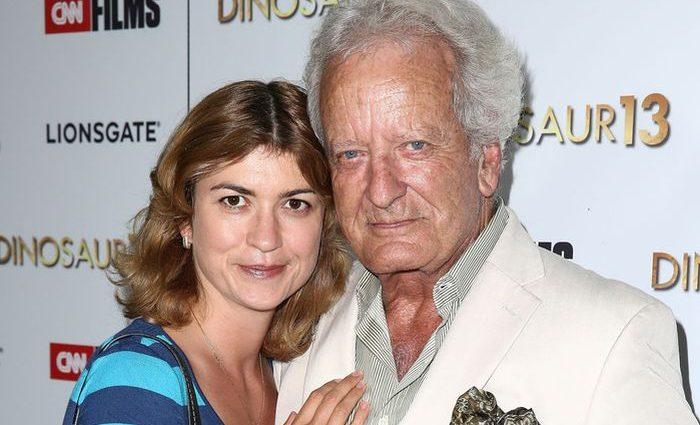 Актер «Санта-Барбары» женился на русской поклоннице: она моложе его на 43 года!