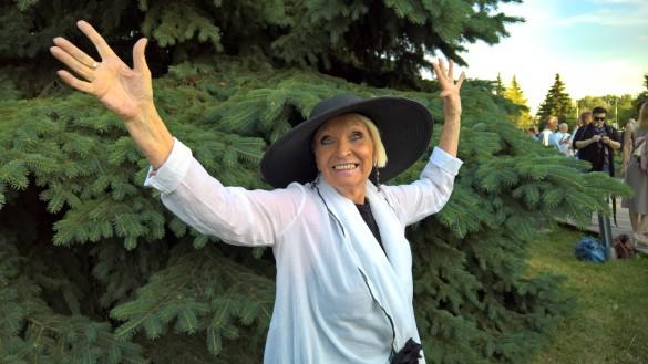 «Даже когда мне будет 80, я буду носить мини»: Светлана Светличная о своем здоровье