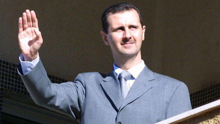 Асад готовит армию к наступлению?