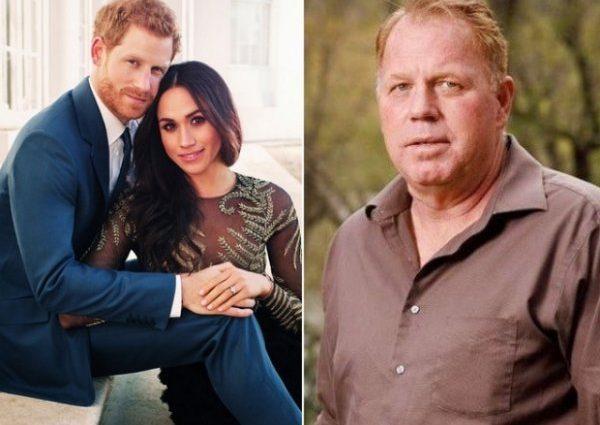 Королевская семья окончательно отказалась от отца Меган Маркл
