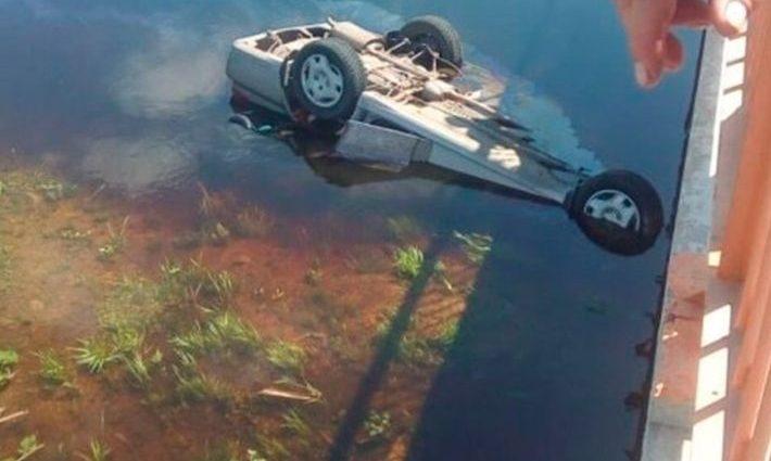 Автомобиль упал с обрыва в реку: среди погибших маленький ребенок