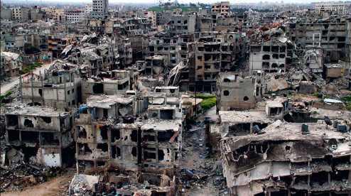 Военная атака в Сирии, узнайте детали