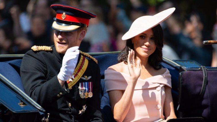 Герцогиня Сассекская подогрела слухи о собственной беременности