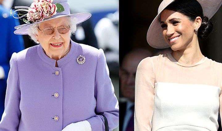 Что такого Елизавета II позволила Меган Маркл, чего не разрешала Кейт Миддлтон