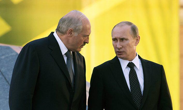 Лукашенко сделал странное заявление после встречи с Путиным