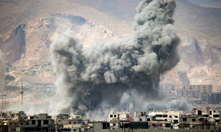 Срочно! Авиаудары по Сирии, погибло много людей
