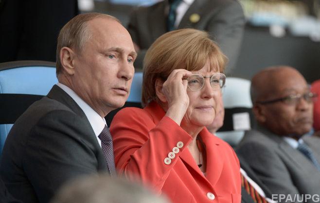 Почему Меркель хочет посетить ЧС-2018