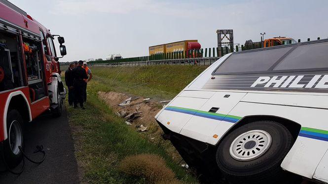 Сьехал в ров и перевернулся: В Польше случилось ДТП, есть жертвы