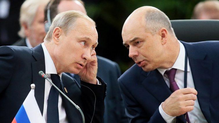 В России на прямой линии с Путиным случился казус