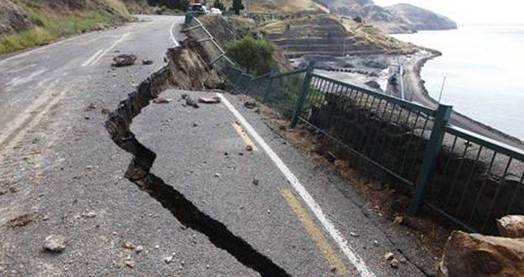 Сильнейшее землетрясение всколыхнуло территорию Мексики