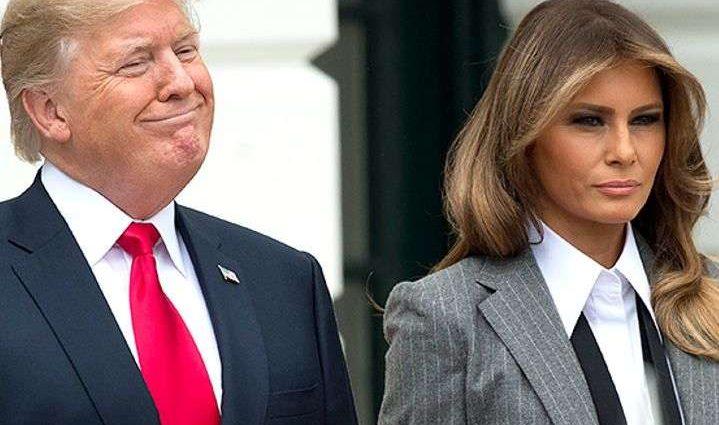 «Сменила гнев на милость»: королева Елизавета согласилась принять чету Трампов