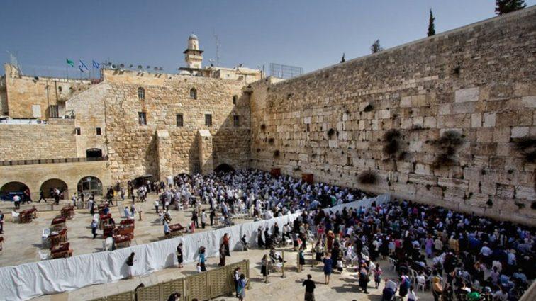 Бунт в Израиле: женщины снова устроили потасовку