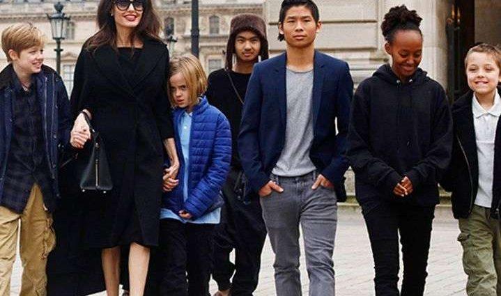 Анджелина Джоли может остаться без детей