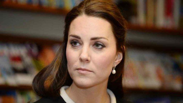 Сыну Кейт Миддлтон крепко досталось на дне рождении королевы