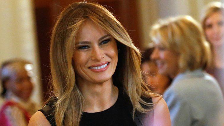 Меланья Трамп раскритиковала собственного супруга