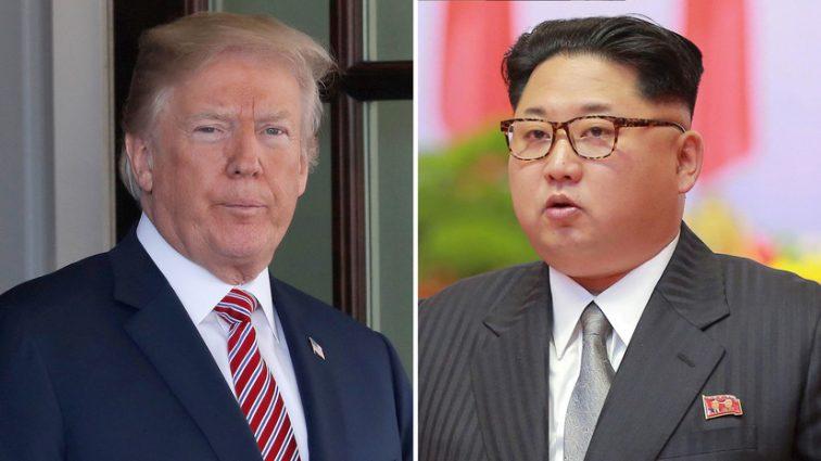 Стало известно о времени встречи Дональда Трампа с Ким Чен Ыном