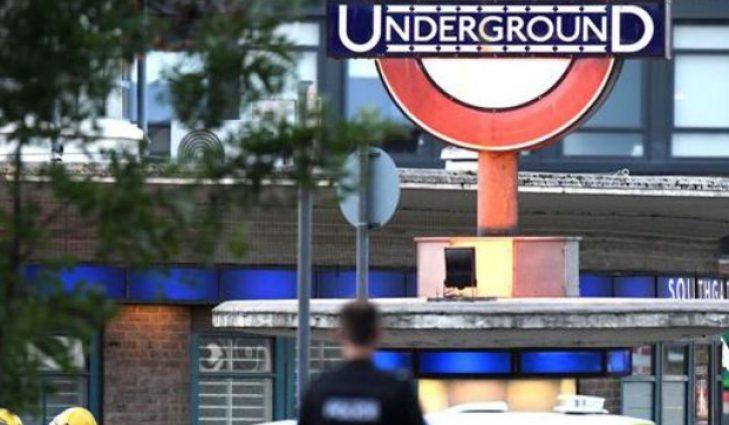 Взрыв в метро Лондона: есть раненые