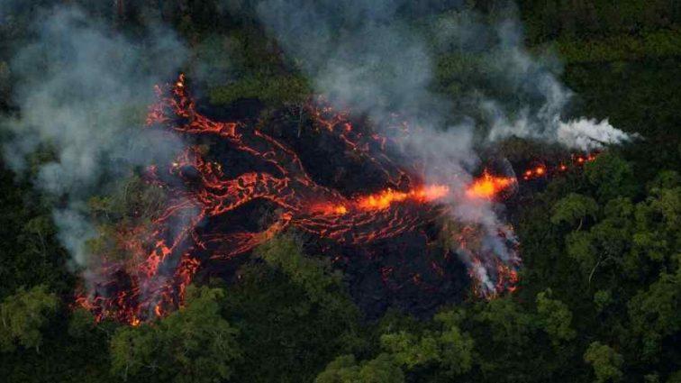 Извержение вулкана на Гавайях. Как за несколько дней рай превратился в ад